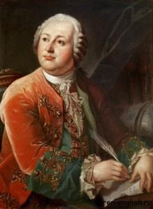 A Distinguished Personality - Mikhail Lomonosov