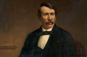 mta023 Schilderij van David Livingstone