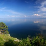 Pure Water in Baikal