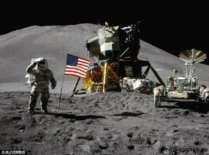 Third American Expedition to the Moon